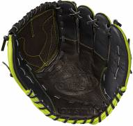 "Louisville Slugger Diva Hyper Green 11.5"" Fastpitch Softball Glove - Right Hand Throw"