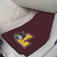 Loyola Chicago Ramblers 2-Piece Carpet Car Mats