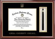 Loyola Chicago Ramblers Diploma Frame & Tassel Box