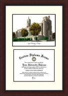 Loyola Chicago Ramblers Legacy Scholar Diploma Frame