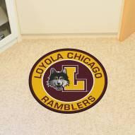 Loyola Chicago Ramblers Roundel Mat