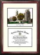 Loyola Chicago Ramblers Scholar Diploma Frame