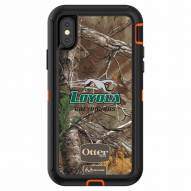Loyola Greyhounds OtterBox iPhone X Defender Realtree Camo Case