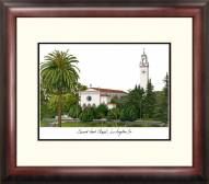 Loyola Marymount Lions Alumnus Framed Lithograph