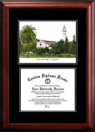 Loyola Marymount Lions Diplomate Diploma Frame