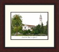 Loyola Marymount Lions Legacy Alumnus Framed Lithograph