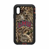 Loyola Marymount Lions OtterBox iPhone XR Defender Realtree Camo Case