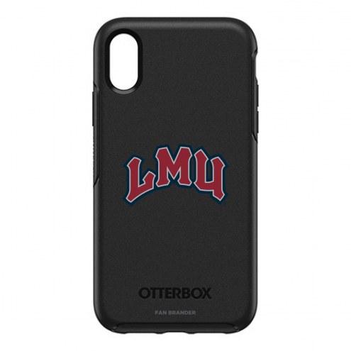 Loyola Marymount Lions OtterBox iPhone XR Symmetry Black Case