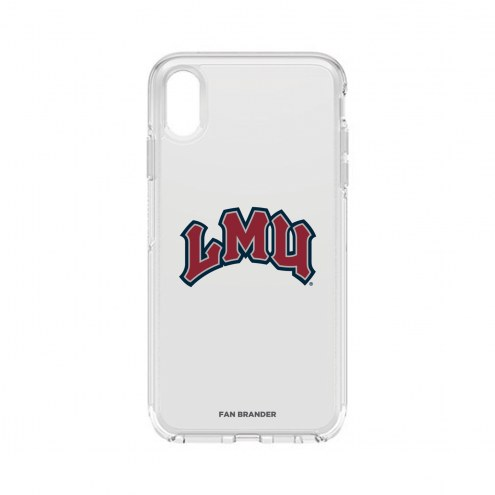 Loyola Marymount Lions OtterBox iPhone XS Max Symmetry Clear Case