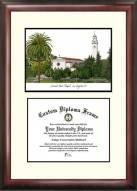 Loyola Marymount Lions Scholar Diploma Frame