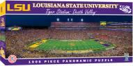 LSU Tigers 1000 Piece Panoramic Puzzle