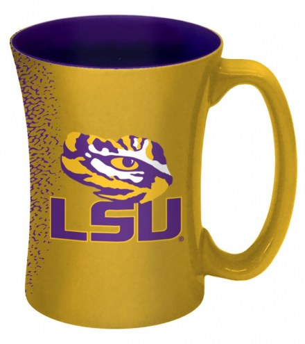 LSU Tigers 14 oz. Mocha Coffee Mug