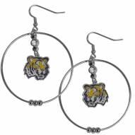 """LSU Tigers 2"""" Hoop Earrings"""