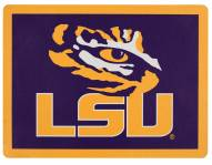 LSU Tigers Address Logo