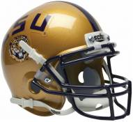 LSU Tigers Alternate Schutt Mini Football Helmet