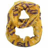 LSU Tigers Alternate Sheer Infinity Scarf