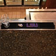 LSU Tigers Bar Mat