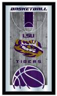 LSU Tigers Basketball Mirror