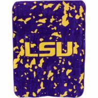 LSU Tigers Bedspread