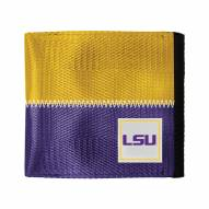 LSU Tigers Belted BiFold Wallet