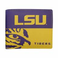 LSU Tigers Bi-Fold Wallet