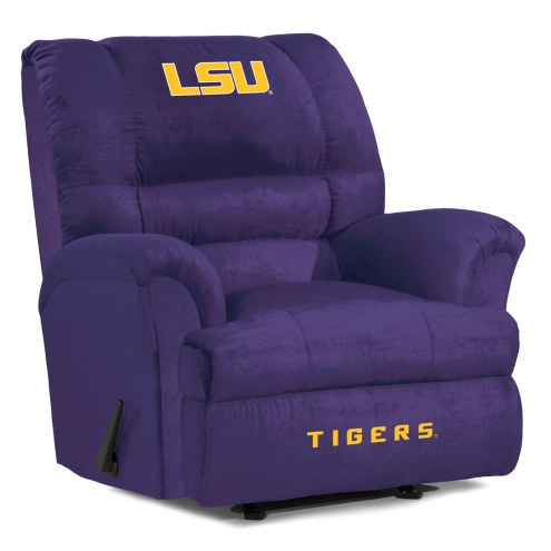 LSU Tigers Big Daddy Recliner