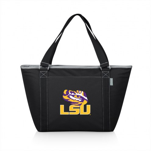 LSU Tigers Black Topanga Cooler Tote