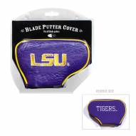 LSU Tigers Blade Putter Headcover