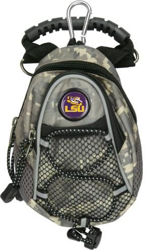 LSU Tigers Camo Mini Day Pack