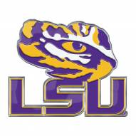 LSU Tigers Color Car Emblem