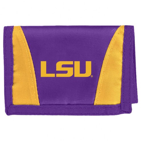 LSU Tigers Chamber Wallet