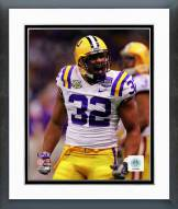 LSU Tigers Charles Scott 2008 Action Framed Photo