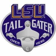 LSU Tigers Class III Tailgater Hitch Cover
