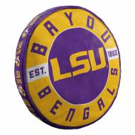 LSU Tigers Cloud Travel Pillow