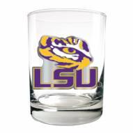 LSU Tigers College 2-Piece 14 Oz. Rocks Glass Set