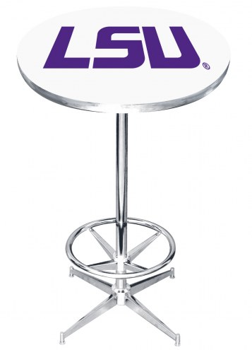 LSU Tigers College Team Pub Table