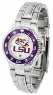 LSU Tigers Competitor Steel Women's Watch