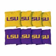 LSU Tigers Cornhole Bag Set