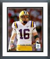 LSU Tigers Craig Steltz Action Framed Photo