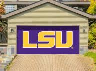 LSU Tigers Double Garage Door Banner