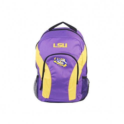 LSU Tigers Draft Day Backpack