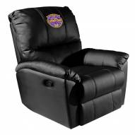 LSU Tigers XZipit Rocker Recliner