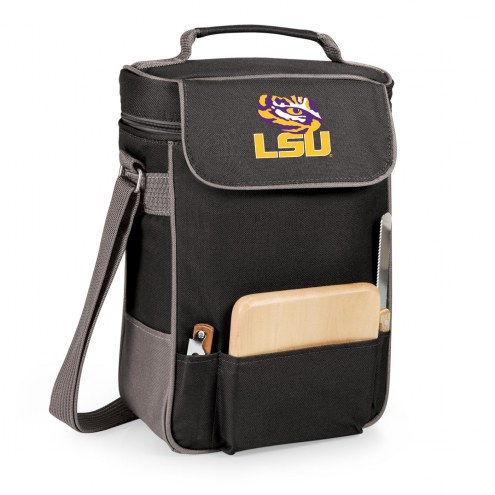 LSU Tigers Duet Insulated Wine Bag