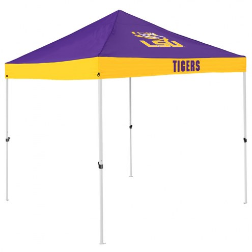 LSU Tigers Economy Tailgate Canopy Tent