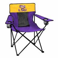 LSU Tigers Elite Tailgating Chair