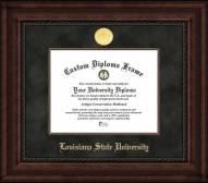LSU Tigers Executive Diploma Frame