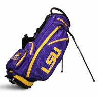 LSU Tigers Fairway Golf Carry Bag