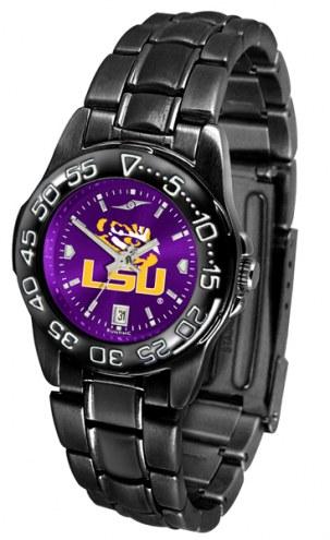 LSU Tigers Fantom Sport AnoChrome Women's Watch
