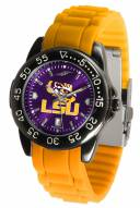LSU Tigers Fantom Sport Silicone Men's Watch