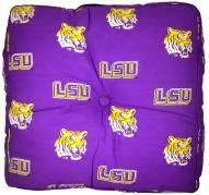 LSU Tigers Floor Pillow